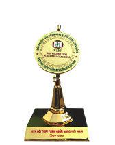 Giải thưởng: Sản phẩm Vàng vì sức khỏe cộng đồng 2014