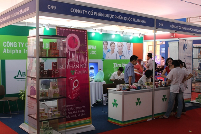 Triển lãm quốc tế chuyên ngành y dược Việt Nam lần thứ 21