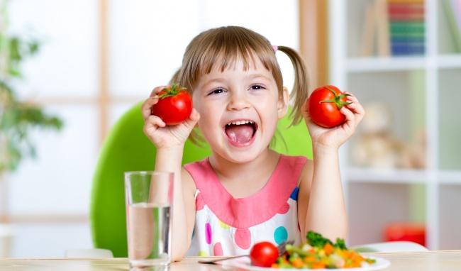 Vitamin, chất khoáng và bệnh nhiễm trùng ở trẻ