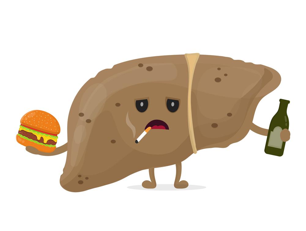 Gan nhiễm mỡ cần ăn uống thế nào?