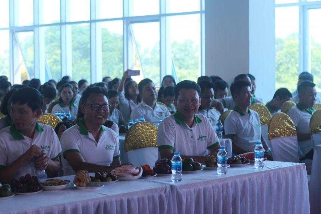 Abipha tổ chức 20-10 trong không khí vui vẻ, ấm cúng và đoàn kết