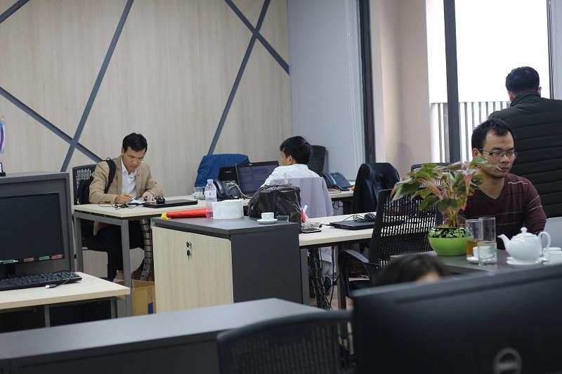 Abipha Group hân hoan chuyển văn phòng mới