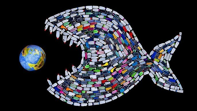 """Sốc với lượng """"Nhựa"""" được đưa vào cơ thể con người"""