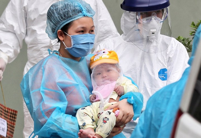 8 Khuyến cáo bảo vệ trẻ trước COVID-19 theo bác sĩ viện nhi