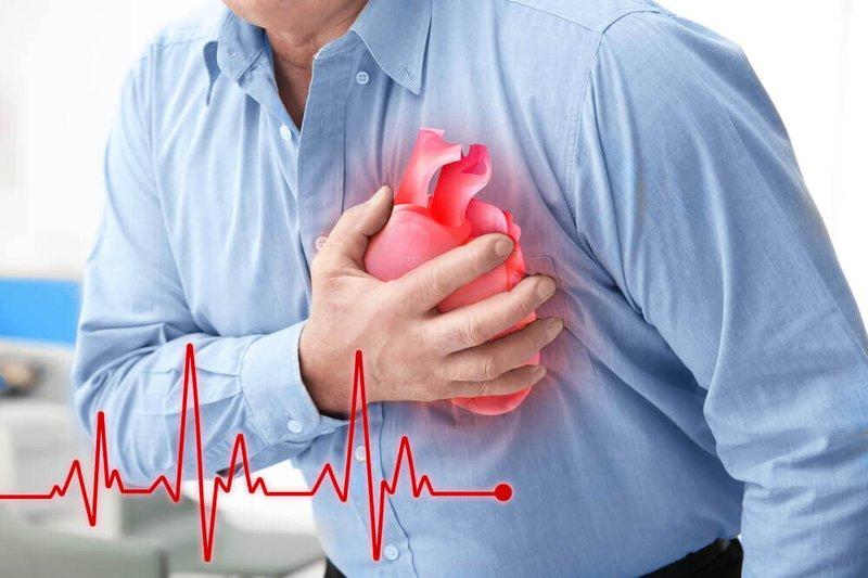 Thận trọng bệnh tim nặng hơn do bệnh hen