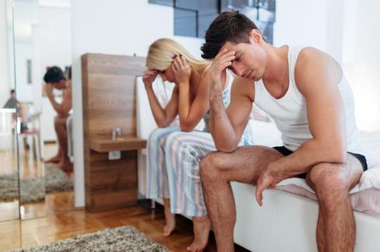 Trầm cảm có ảnh hưởng đến ham muốn tình dục?