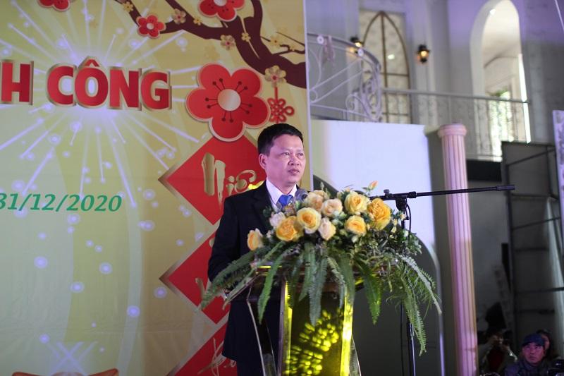 Ông Phan Thế Kiên – Phó Tổng giám đốc kinh doanh Abipha Group