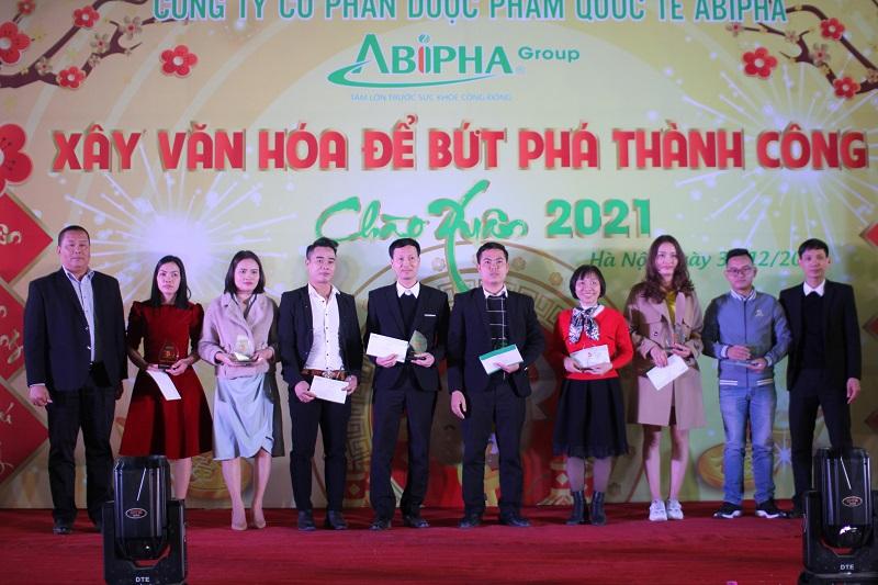 Ông Trịnh Đình Anh – Chủ tịch HĐQT Abipha Group
